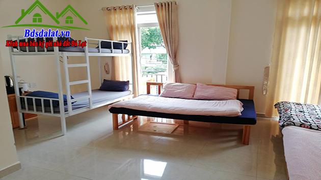 Bán HomeStay hẻm Nguyễn Công Trứ Diện Tích 120m2