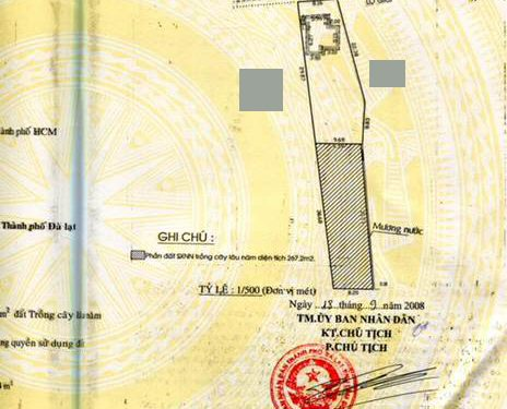 Bán Lô Đất Mặt Tiền Đường Lê Văn Tám Diện Tích 576m2