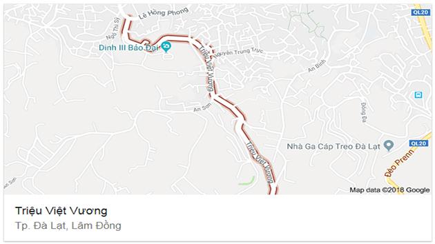 Bán Căn Biệt Thự Đường Triệu Việt Vương Diện Tích 1350m2