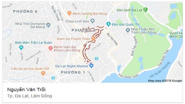 Bán Căn Nhà Mặt Tiền Đường Nguyễn Văn Trỗi Diện Tích 100m2