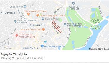 Bán Lô Đất Mặt Tiền Đường Nguyễn Thị Nghĩa Diện Tích 139m2