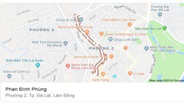 Bán Căn Nhà Mặt Tiền Đường Phan Đình Phùng Diện Tích 100m2
