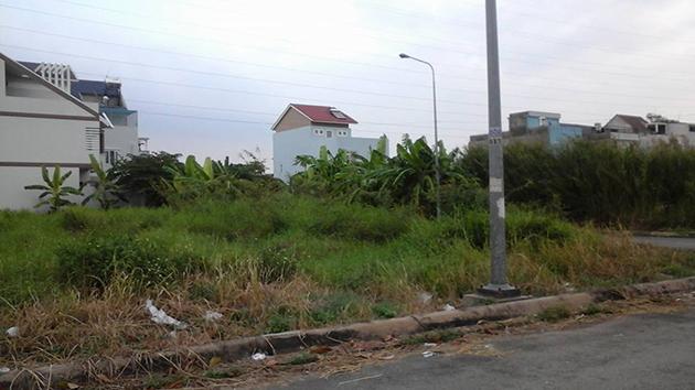 Bán Lô Đất Đường Nguyễn Hữu Cảnh Diện Tích 90m2