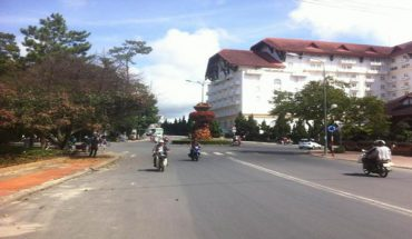 Bán Khách Sạn Đường Trần Phú Diện Tích 81m2