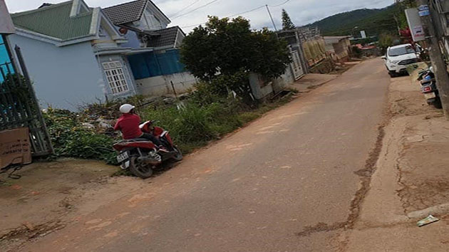 Bán Lô Đất Nông Nghiệp Đường Thái Phiên Phường 12 Diện Tích 205m2